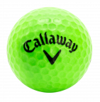 C10319 Practice Ball Lime