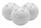 CT27013 White Perforated Balls